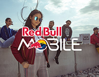 Red Bull Mobile - Launch Campaign