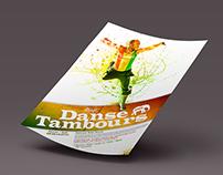 Danse tambour