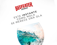 Beefeater - Concurso #Instagin