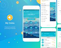 My Coins – budget management app