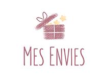 "Logo ""Mes Envies"""