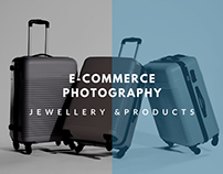 E-commerce Photography (Jewellery & Products)