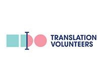 Translation volunteers logo