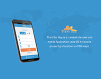 First Dar Mobile App - Realestate