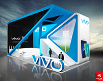 Exhibition stand for VIVO