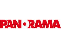 Panorama Magazine Rebranding