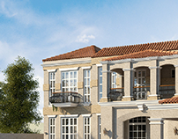 Design Of Two Kanal Bungalow In IZMIR.