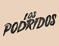 Los Podridos stickers set