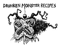 Drunken Monsters Seasonal Recipe Book