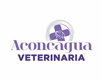 VETERINARIA ACONCAGUA | Logo, biz cards, etc.