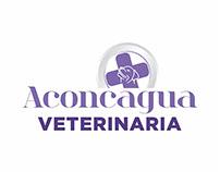 VETERINARIA ACONCAGUA | Logo, biz cards, etc.