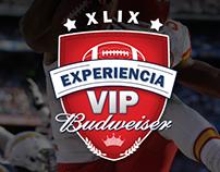Experiencia VIP Budweiser