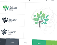 Reliable Brand Identity Design