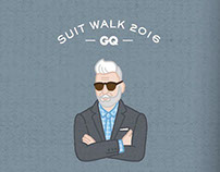 GQ Suit Walk 2016