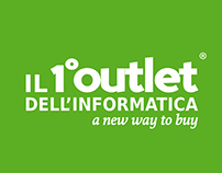 Il primo outlet dell'informatica