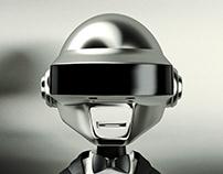 Daft Punk Toy Face NFTs | Crypto Art