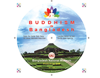 Documentary on Buddhism in Bangladesh DVD Cover