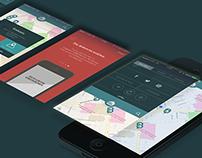 Periptera | Kiosks Mobile App