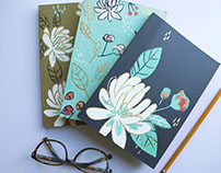 Floral Journal Series (Target)