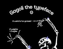 Gogoli Grotesk / v1.0