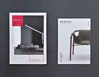 Amura and SaintLuc collection leaflet