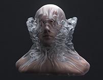 Shrink Plastic Wrap   Experiment