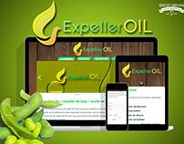 EXPELLER OIL   DISEÑO WEB