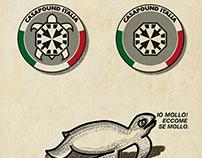 Italian neo-fascist party. Casapound.