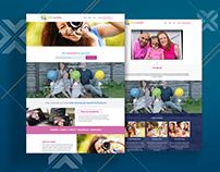 Picture Parties Website