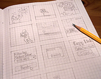 Storyboard for New Feature - Part2