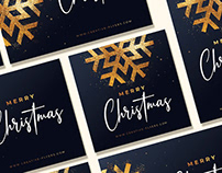 Christmas Templates - Flyer and Invitations