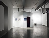 NCCA. Exhibition installation
