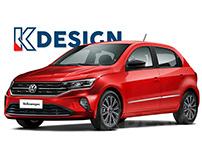 Volkswagen Gol & Voyage last facelift