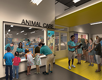 Baltimore - National Aquarium Animal Care and Rescue