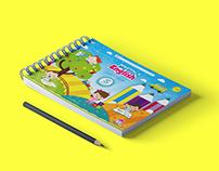 *Neuro English Starters* Workbook.