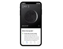 Lunar One app