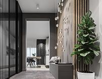 CorridorDesign & Architectural CGI I