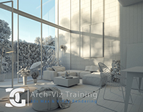 Glass House I CGProd Arch-Viz Training