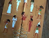 L'Egypte et ses dieux au temps des Pharaons