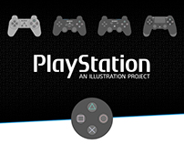 PlayStation: an illustration project