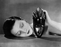 """Man Ray """"Noire et blanche, 1926"""""""