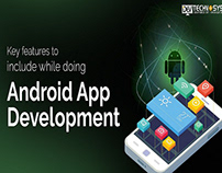 Features to Include While Doing Android App Development