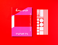 fount magazine issue #1 - plant a mountain