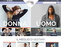 Vestimy | Website