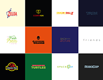 Logoteca / OLD TV ENTRETAIMENT REBRANDING