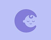 Bye-bye Coco | Sleep coach for babies - Branding