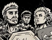 Subterius Intro Comic