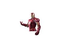 Iron man / Mesh tool
