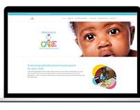 I Care CDC Web Design