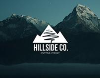 Hillside Co. Apparel Branding